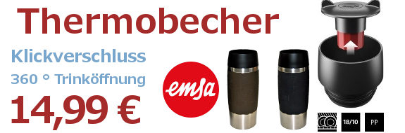 Thermobecher Emsa Travel Mug
