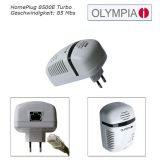 DLan Homeplug Olympia 8500E Turbo